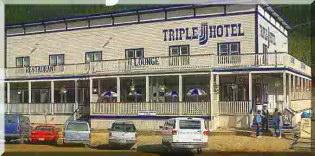 Triple J Hotel Dawson City