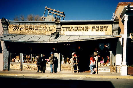 Santa fe trading post breckenridge