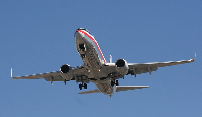 American Airlines B 737-800