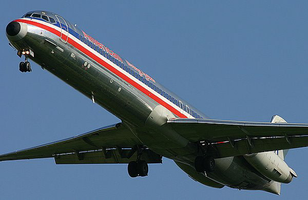 American Airlines Super 80