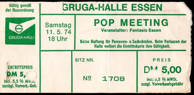 Pop Meeting 1974