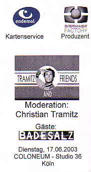 Tramitz & Friends