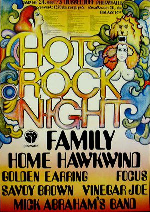 Hot Rock Night