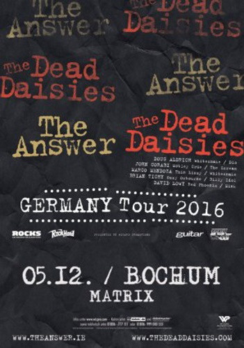 The Answer - The Dead Daisies
