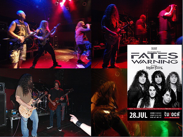 Fates Warning / Iron Fate