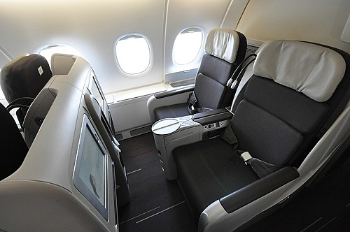 Air France A 380 Business Class Seat