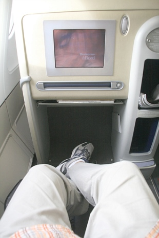 Air France Affaires/ Business Class A 340
