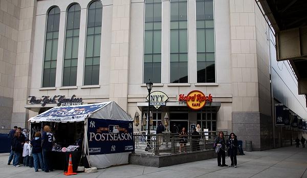 Hrc Yankee Stadium