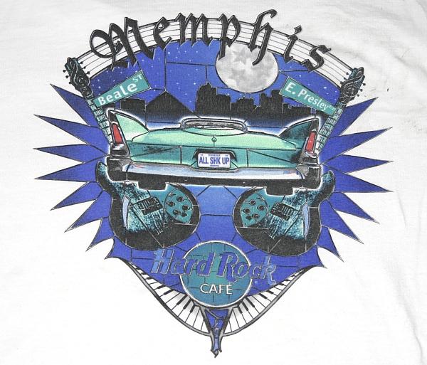 Hard Rock Cafe Albuquerque T Shirt