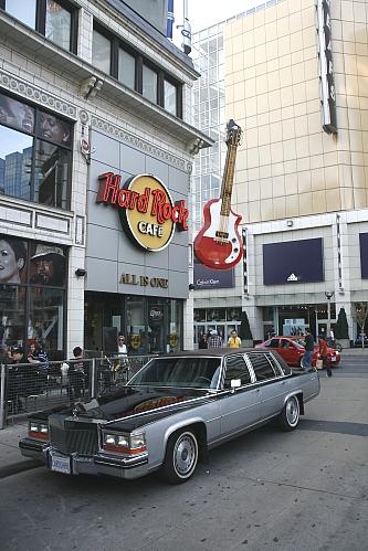 Hard Rock Cafe Van Halen San Diego